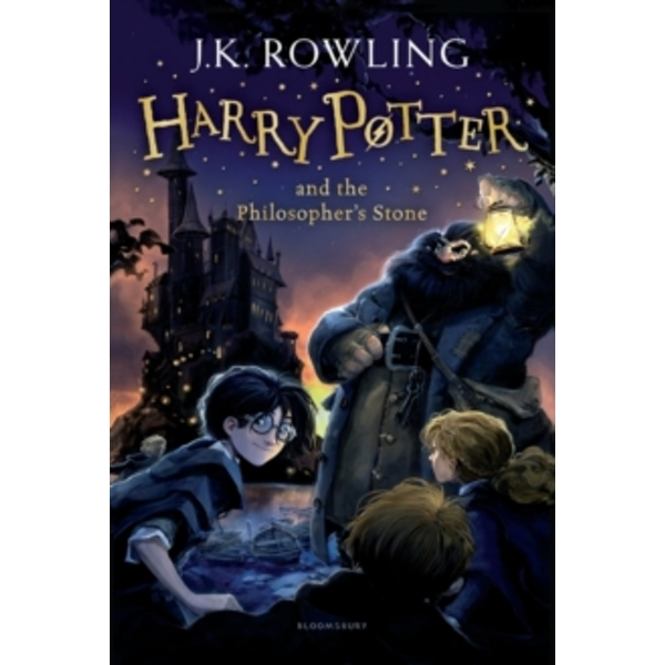 Harry Potter and the Philosopher's Stone: 1/7 (Harry Potter 1) Paperback