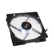Cryorig QF120 Balance White LED PWM (3301600 RPM) Fan - 120mm