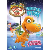 Dinosaur Train DVD