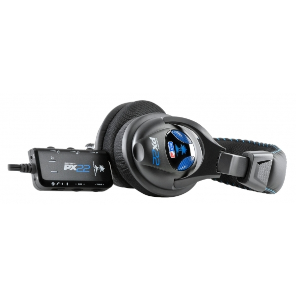 Turtle Beach Ear Force PX22 Amplified Universal Gaming Headset - Image 2