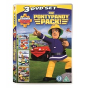 Fireman Sam - Pontypandy Pack DVD