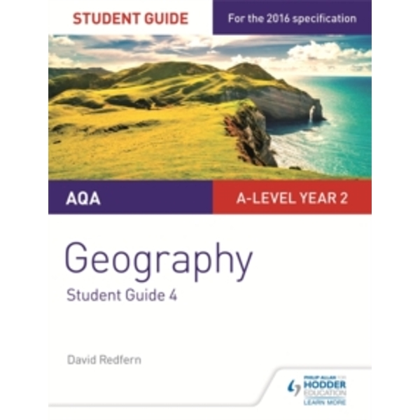 AQA A-level Geography Student Guide 4: Geographical Skills and Fieldwork by David Redfern (Paperback, 2017)