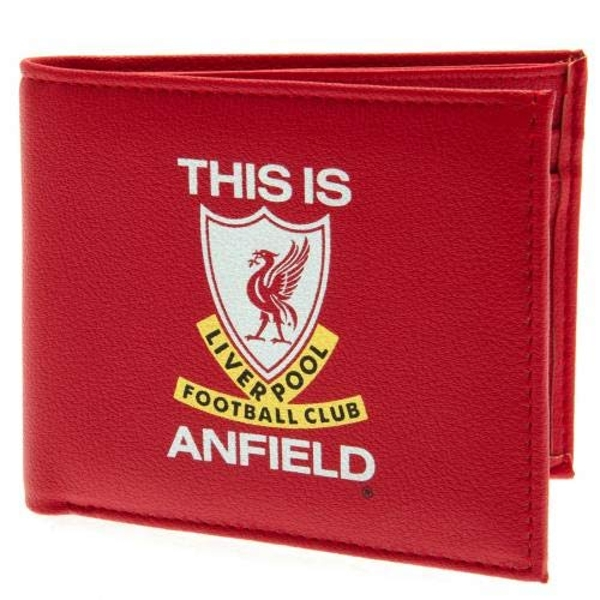 Liverpool FC This Is Anfield Wallet