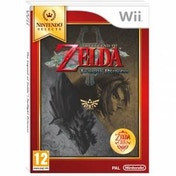 Ex-Display The Legend Of Zelda Twilight Princess (Selects) Game Wii Used - Like New
