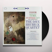 The Dave Brubeck Quartet - Time Further Out (Miro Reflections) Vinyl