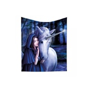 Solace Unicorn Throw