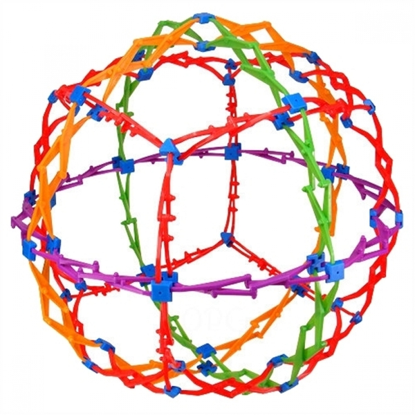 Hoberman Mini Rings Sphere - Image 1