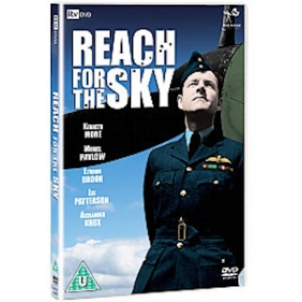 Reach For The Sky DVD