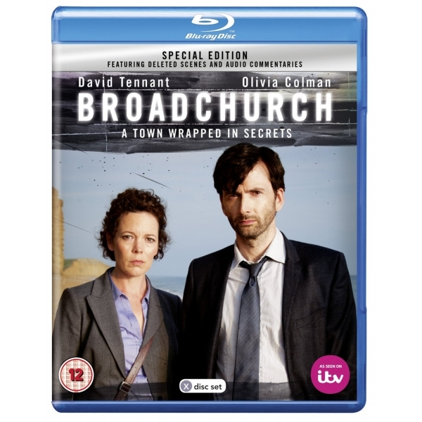 Broadchurch - Special Edition Blu-ray