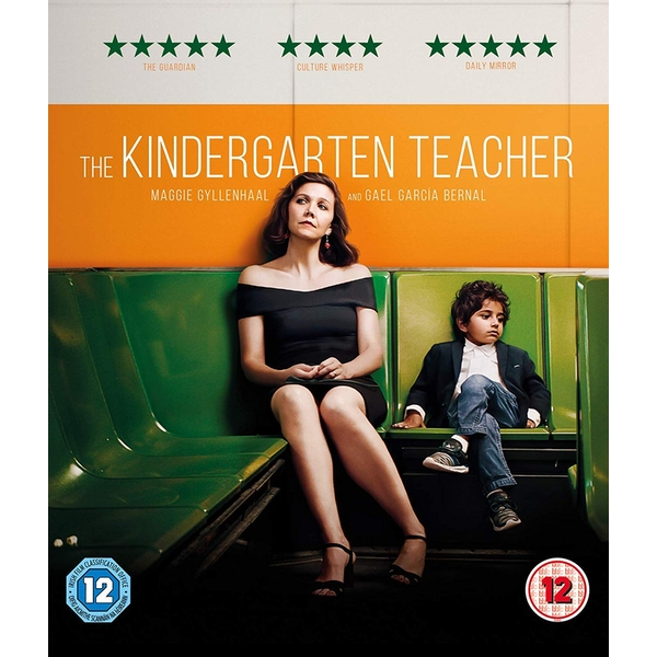 The Kindergarten Teacher DVD