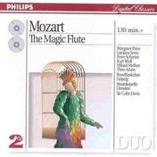 Mozart - The Magic Flute CD