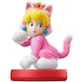 Cat Mario and Cat Peach Amiibo for Nintendo Switch - Image 2