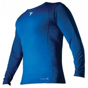 PT Base-Layer Long Sleeve Crew-Neck Shirt Large Royal
