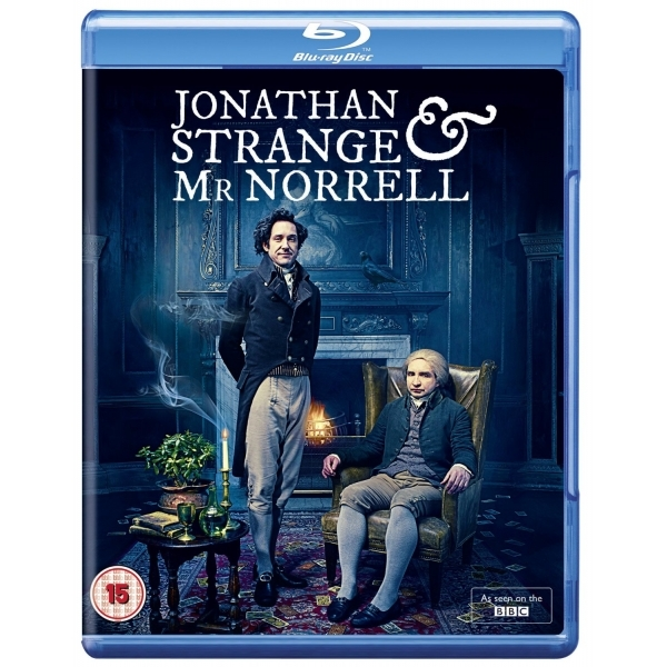 Jonathan Strange And Mr Norell Blu-ray