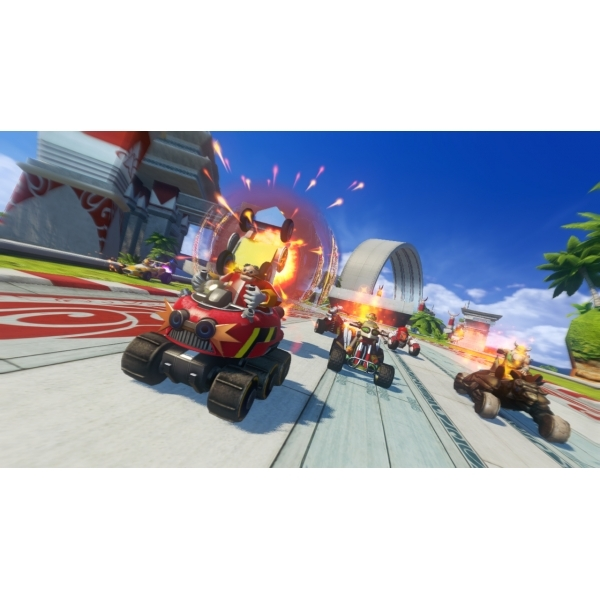 Sonic & All-Stars Racing Transformed Game PS Vita - Image 5