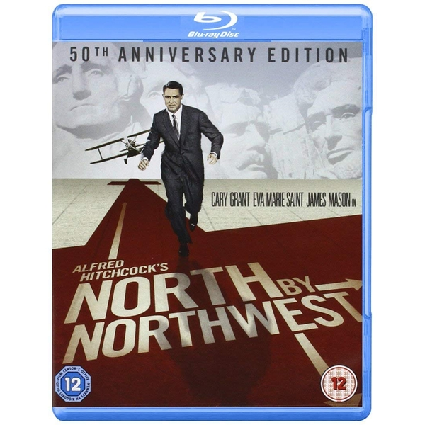 North By Northwest Blu-Ray