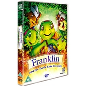 Franklin & The Turtle Lake Treasure DVD