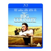 The Big Country Blu ray