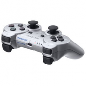 Official Sony DualShock 3 Controller Satin Silver PS3