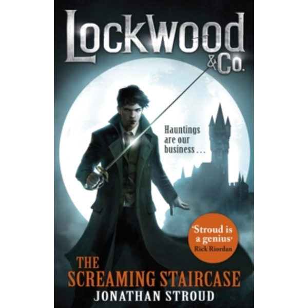 Lockwood & Co: The Screaming Staircase: Book 1 by Jonathan Stroud (Paperback, 2014)