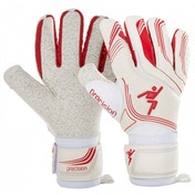 Precision Premier Junior White Shadow GK Gloves 5