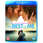 The Best of Me Blu Ray