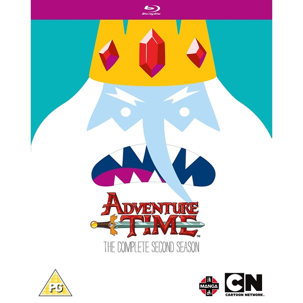 Adventure Time - The Complete Second Season Blu-ray