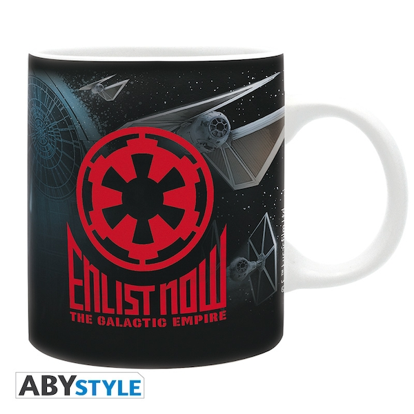 Star Wars - Rogue One/  Enlist Now Mug - Image 1