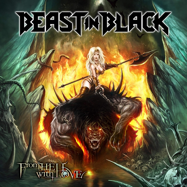 Beast In Black - From Hell With Love Vinyl