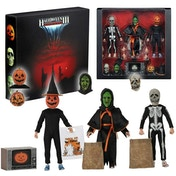 Halloween 3 Season of the Witch (Pack of 3) 8 Inch Neca Figures