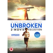 2 Movie Collection: Unbroken/ Unbroken %u2013 Path To Redemption DVD