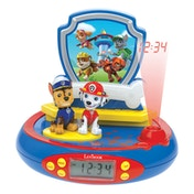Lexibook RP500PA Paw Patrol Projector Alarm Clock with Radio UK Plug