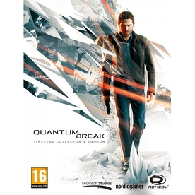 Quantum Break Timeless Collector's Edition PC Game