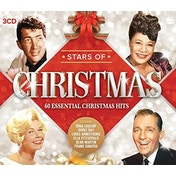 Stars Of Christmas: 60 Essential Christmas Hits CD