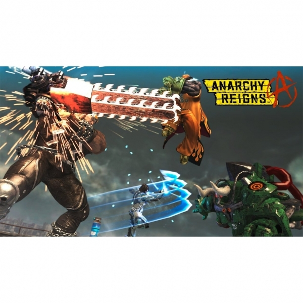 Anarchy Reigns Xbox 360 Game - Image 4