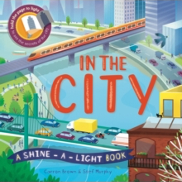 In The City : A shine-a-light book