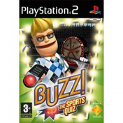 Buzz! The Sports Quiz Solus Game PS2
