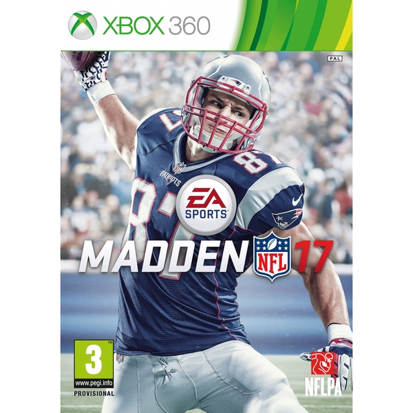 Madden NFL 17 Xbox 360 Game