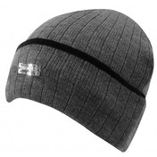 Lonsdale Turn Up Hat Grey
