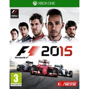 Formula 1 F1 2015 Xbox One Game [Used - Like New]