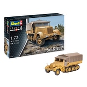 Sd.Kfz. 7 Late Production 1:72 Revell Model Kit