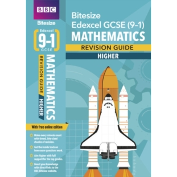BBC Bitesize Edexcel GCSE (9-1) Maths Higher Revision Guide by Pearson Education Limited(Mixed media product)