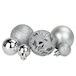 100pc Baubles Pack | Pukkr Silver - Image 2