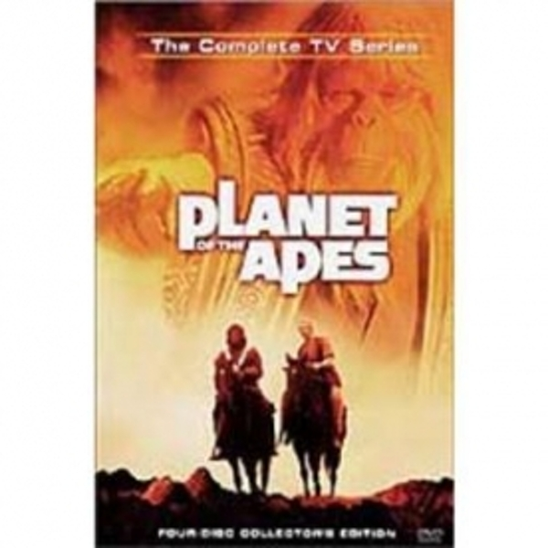 Planet Of The Apes - The Television Series (4 Discs) DVD