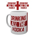England - Drinking All The Vodka