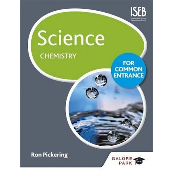 Science for Common Entrance: Chemistry by Ron Pickering (Paperback, 2015)