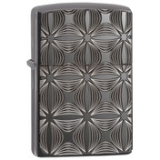 Zippo Decorative Pattern Design Armor Windproof Lighter