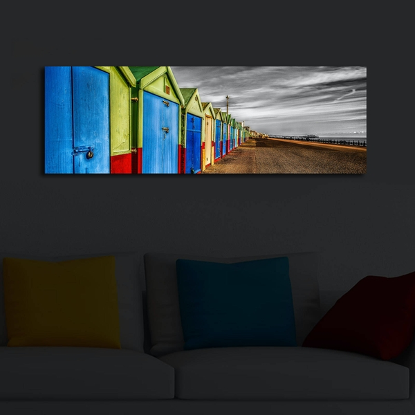 3090?ACT-41 Multicolor Decorative Led Lighted Canvas Painting