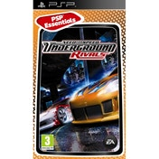 Need For Speed Underground Rivals Game PSP (Essentials)