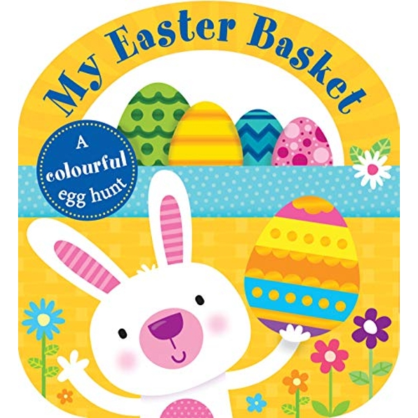 My Easter Basket  Hardback 2019